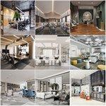Office Meeting ReceptionRoom  2020 3d model Download  Buy 3dbrute