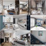Single room set vol1 2020 3d model Download  Buy 3dbrute