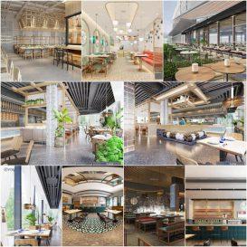 Restaurant vol 2 2020 3d model Download  Buy 3dbrute
