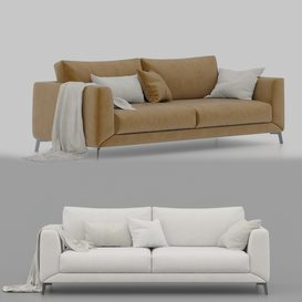 Boconcept fargo 3d model Download  Buy 3dbrute