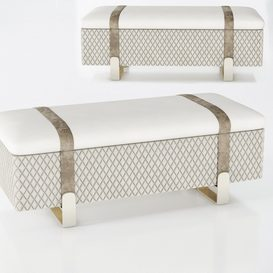 Bench By Capital Collection 3d model Download  Buy 3dbrute