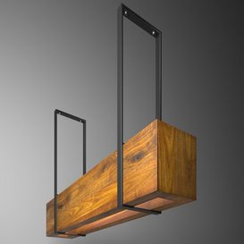 Wooden light 3d model Download  Buy 3dbrute