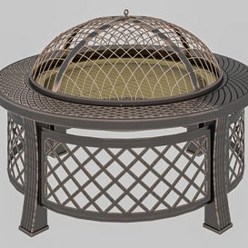 FIRE PIT 3d model Download  Buy 3dbrute