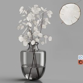 Hemase Collection Bouquet No4 3d model Download  Buy 3dbrute