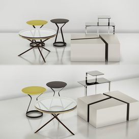 christine kroncke tABLE SET 3d model Download  Buy 3dbrute