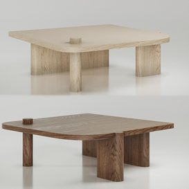 FINN TABLE by Egg Collective 3d model Download  Buy 3dbrute