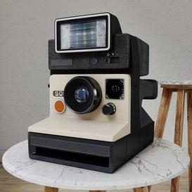 Polaroid Camera 3d model Download  Buy 3dbrute