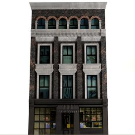worn-out-building 3d model Download  Buy 3dbrute