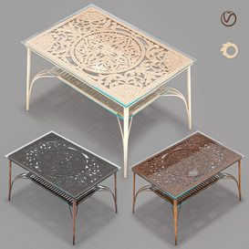 Table Ornament opps Vol 02 3d model Download  Buy 3dbrute