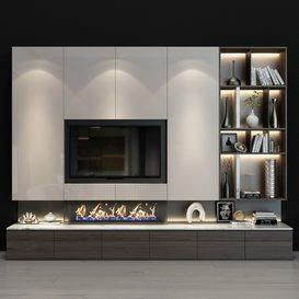 TV shelf 168 3d model Download  Buy 3dbrute