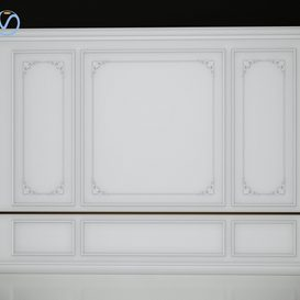 Wall moulding 3d model Download  Buy 3dbrute