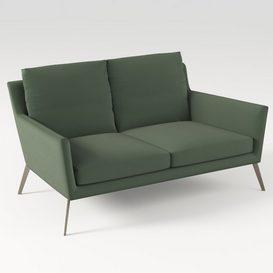 Sofa - Ava by CASADESUS 3d model Download  Buy 3dbrute