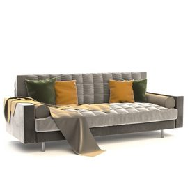 Sofa Rok 003 3d model Download  Buy 3dbrute