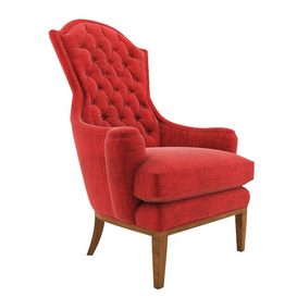 Crown Tufted Chair 3d model Download  Buy 3dbrute