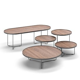 Coffee table billy wood LT 3d model Download  Buy 3dbrute