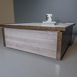 Sofa Table 3d model Download  Buy 3dbrute