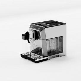 barista coffee machine LT 3d model Download  Buy 3dbrute