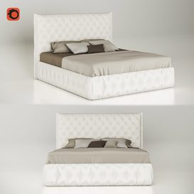 Bed Factory sleepeesleep Model Soho 3d model Download  Buy 3dbrute