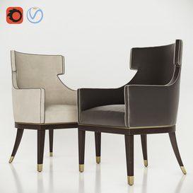 BLAINEY NORTH Hercule Dinning Chair 3d model Download  Buy 3dbrute