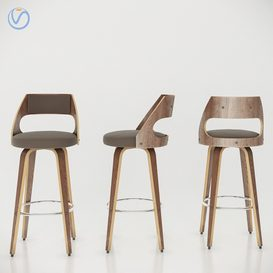 Cecina Barstool 3d model Download  Buy 3dbrute