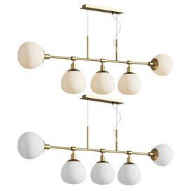 Chandelier Suspension Light Erich Maytoni Modern 3d model Download  Buy 3dbrute
