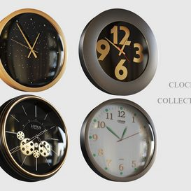 Clonk Collection 3d model Download  Buy 3dbrute