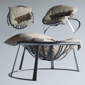 hammock chair LT 3d model Download  Buy 3dbrute