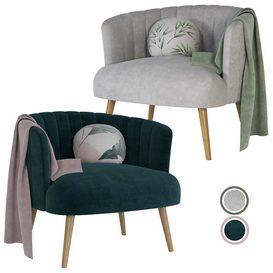 Nature armchair 3d model Download  Buy 3dbrute