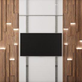wall panel 3d model Download  Buy 3dbrute