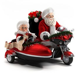 christmas decorative-santa claus 3d model Download  Buy 3dbrute