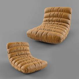 Rest Sofa Z94 3d model Download  Buy 3dbrute