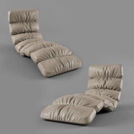 Rest Sofa Z98 3d model Download  Buy 3dbrute