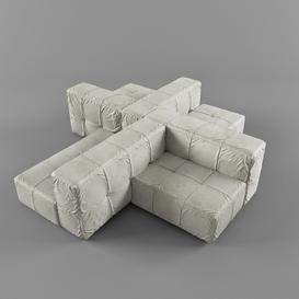 Sofa Z79 3d model Download  Buy 3dbrute