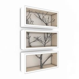 Tree Shelf Z109 3d model Download  Buy 3dbrute