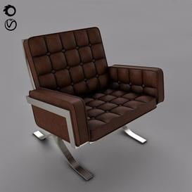 ArmChair Z20 3d model Download  Buy 3dbrute