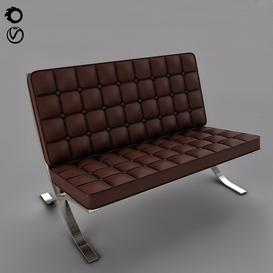 ArmChair Z18 3d model Download  Buy 3dbrute