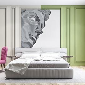 Bedroom Neoclassic 3d model Download  Buy 3dbrute