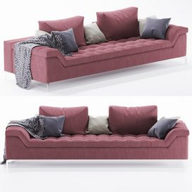 Sofa CINE 3d model Download  Buy 3dbrute