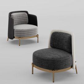 Tape armchairs MT 01 LT 3d model Download  Buy 3dbrute