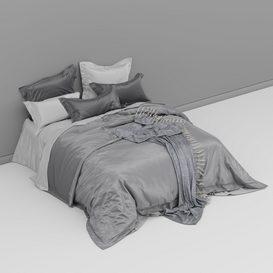 M-04 BED 3d model Download  Buy 3dbrute