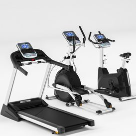 M-10 Fitness machine 3d model Download  Buy 3dbrute