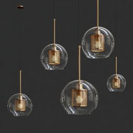 Catch Pendant Glass 3d model Download  Buy 3dbrute