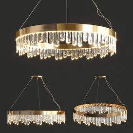 Naicca Suspension Light 3d model Download  Buy 3dbrute