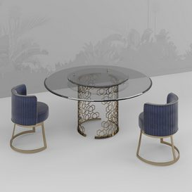 Quinn Branching Chandelier by Williams Sonoma 3d model Download  Buy 3dbrute
