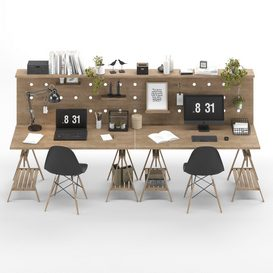 M-24 Office 3d model Download  Buy 3dbrute