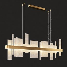 Masiero Honicao S100 Chandelier 3d model Download  Buy 3dbrute