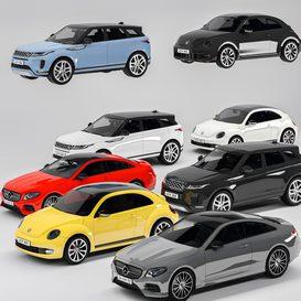 M-11 Cars Set 01 3d model Download  Buy 3dbrute