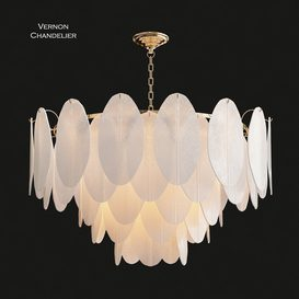 Vernon Chandelier 3d model Download  Buy 3dbrute