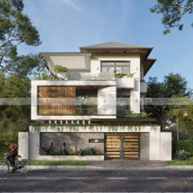 3D Exterior 04 By Dinh Van Cong 3d model Download  Buy 3dbrute