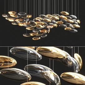 Lasvit Chandelier 3d model Download  Buy 3dbrute